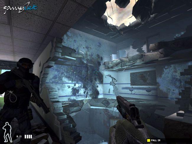 SWAT 4: The Stetchkov Syndicate  Archiv - Screenshots - Bild 19