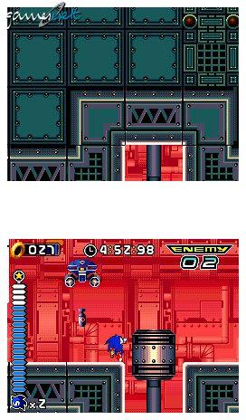 Sonic Rush (DS)  Archiv - Screenshots - Bild 7