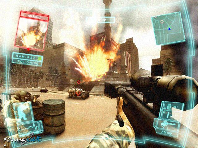 Ghost Recon: Advanced Warfighter  Archiv - Screenshots - Bild 22
