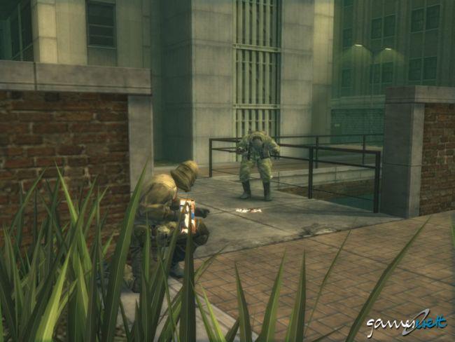 Metal Gear Solid 3: Subsistence  Archiv - Screenshots - Bild 18