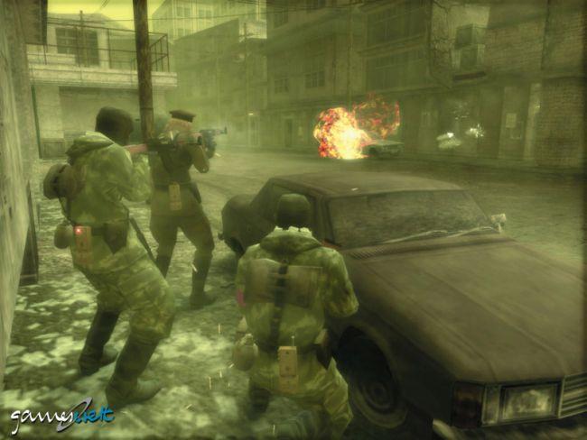 Metal Gear Solid 3: Subsistence  Archiv - Screenshots - Bild 20