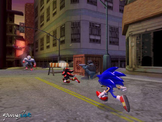 Shadow the Hedgehog  Archiv - Screenshots - Bild 28