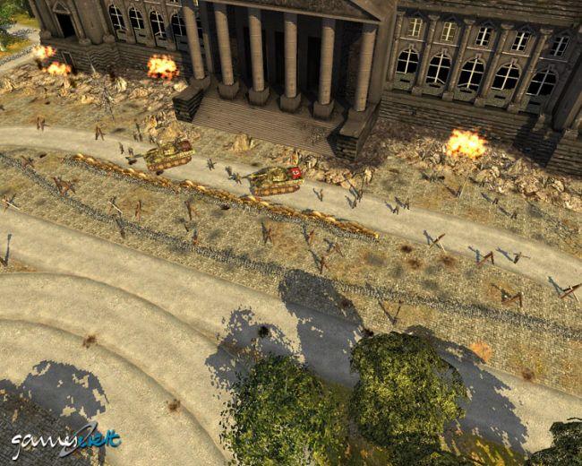 Roter Sturm: Mockba to Berlin  Archiv - Screenshots - Bild 29