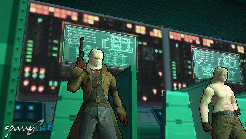 Metal Gear Acid 2 (PSP)  Archiv - Screenshots - Bild 11