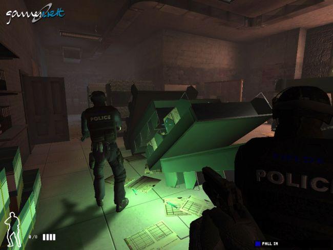 SWAT 4: The Stetchkov Syndicate  Archiv - Screenshots - Bild 20