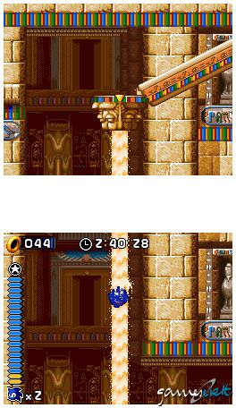 Sonic Rush (DS)  Archiv - Screenshots - Bild 14