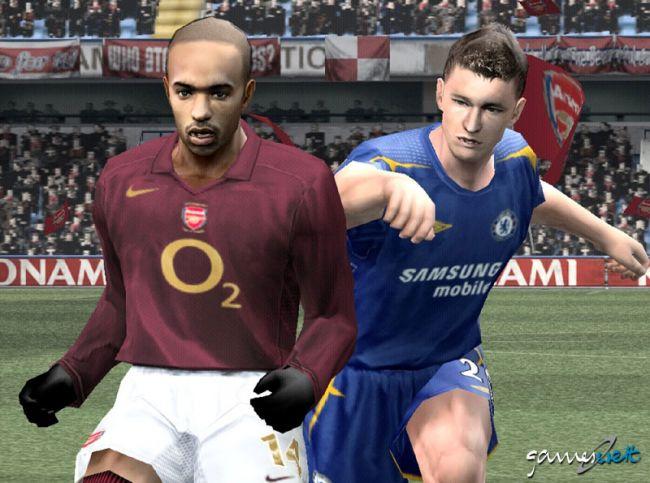 Pro Evolution Soccer 5  Archiv - Screenshots - Bild 22