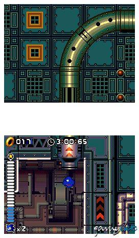 Sonic Rush (DS)  Archiv - Screenshots - Bild 9
