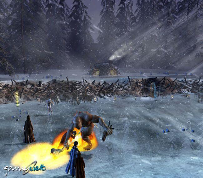 Chroniken von Narnia: Der König von Narnia  Archiv - Screenshots - Bild 12