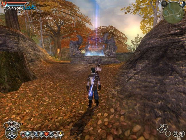 Fable: The Lost Chapters  Archiv - Screenshots - Bild 3