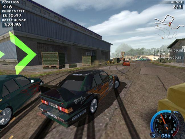 World Racing 2  Archiv - Screenshots - Bild 11