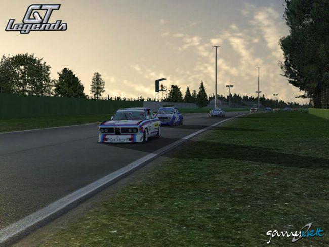 GT Legends  Archiv - Screenshots - Bild 12