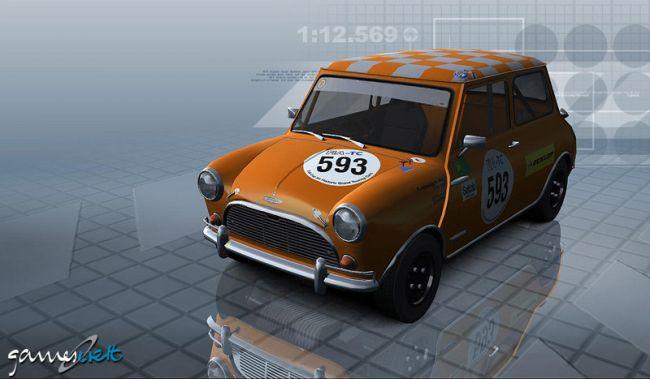 GT Legends  Archiv - Screenshots - Bild 30