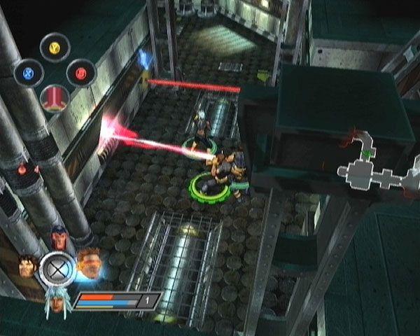 X-Men Legends 2: Rise of Apocalypse  Archiv - Screenshots - Bild 6
