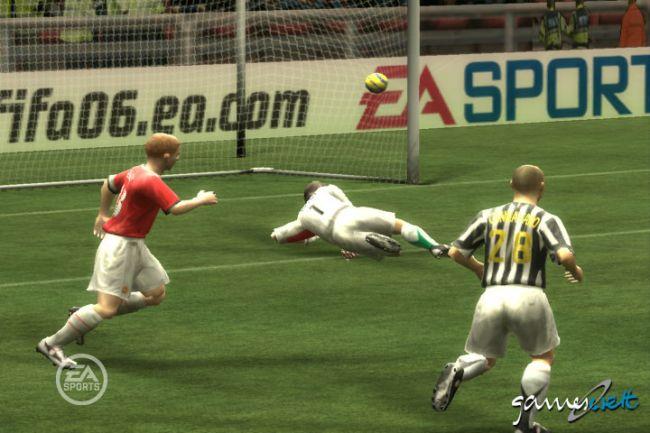 FIFA 06  Archiv - Screenshots - Bild 4