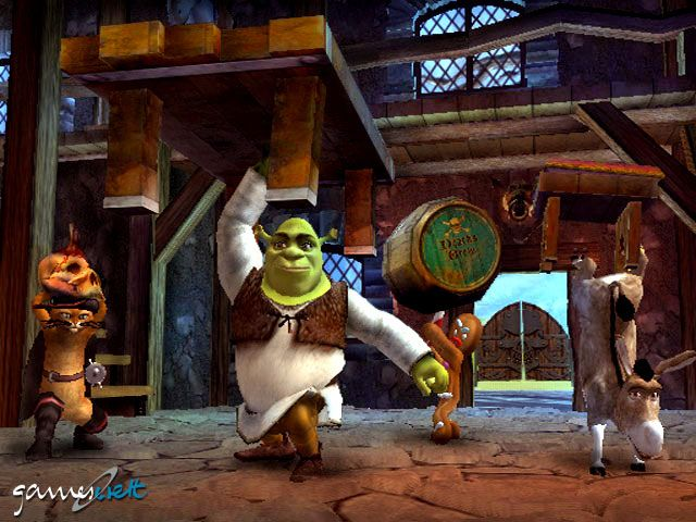 Shrek SuperSlam  Archiv - Screenshots - Bild 5