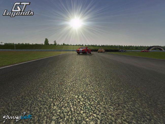GT Legends  Archiv - Screenshots - Bild 5