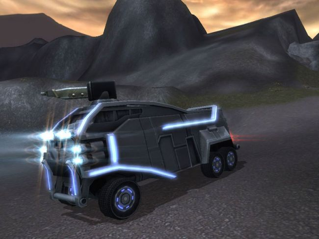 Auto Assault  Archiv - Screenshots - Bild 40