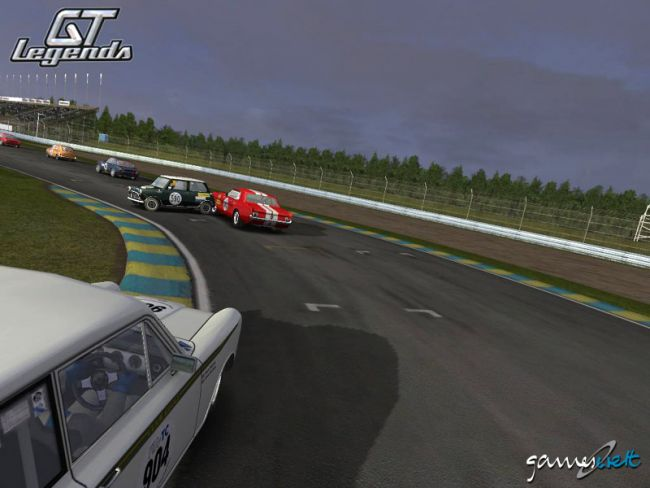 GT Legends  Archiv - Screenshots - Bild 4