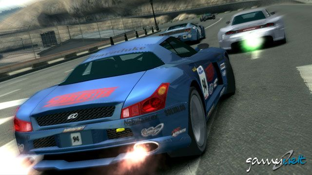 Ridge Racer 6  Archiv - Screenshots - Bild 48