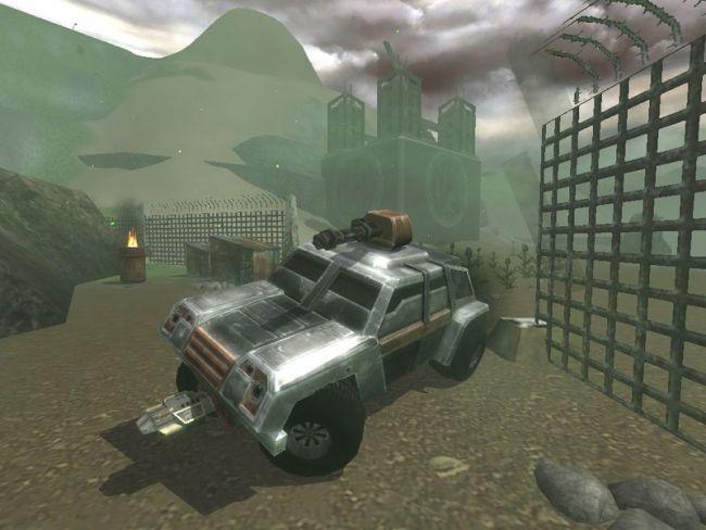 Auto Assault  Archiv - Screenshots - Bild 37