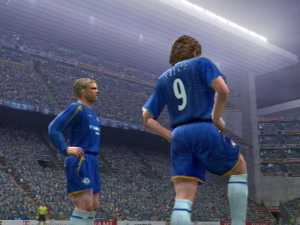 Pro Evolution Soccer 5  Archiv - Screenshots - Bild 2