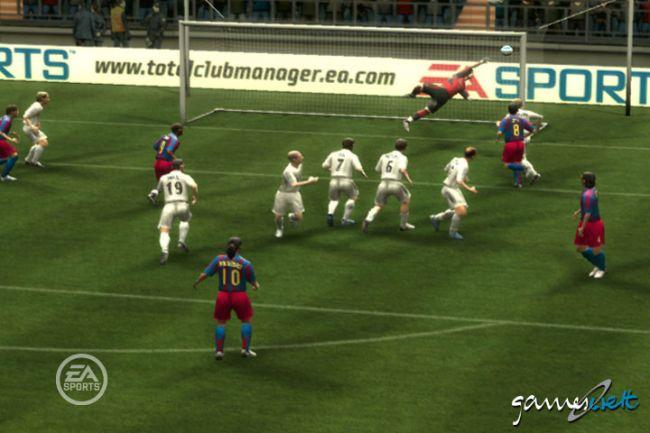 FIFA 06  Archiv - Screenshots - Bild 2