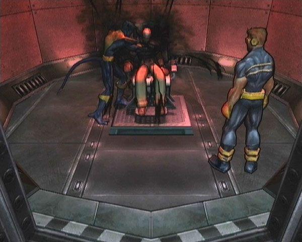 X-Men Legends 2: Rise of Apocalypse  Archiv - Screenshots - Bild 4