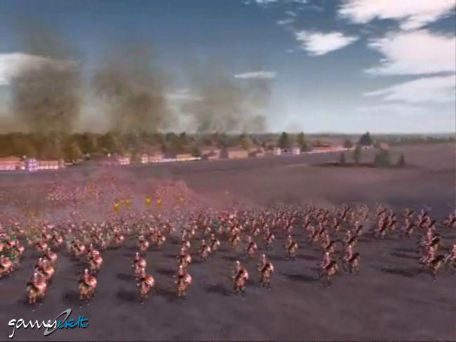 Rome: Total War - Barbarian Invasion  Archiv - Screenshots - Bild 2