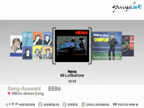 SingStar '80s  Archiv - Screenshots - Bild 2