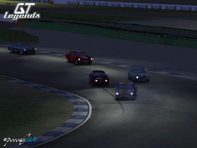 GT Legends  Archiv - Screenshots - Bild 8