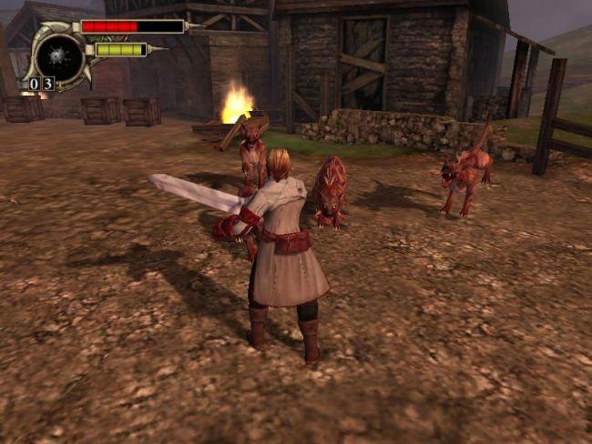 Daemon Vector  Archiv - Screenshots - Bild 13