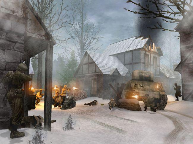 Call of Duty 2: Big Red One  Archiv - Screenshots - Bild 12