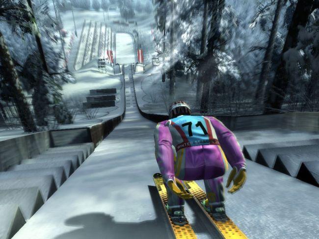 Ski Springen Winter 2006  Archiv - Screenshots - Bild 11