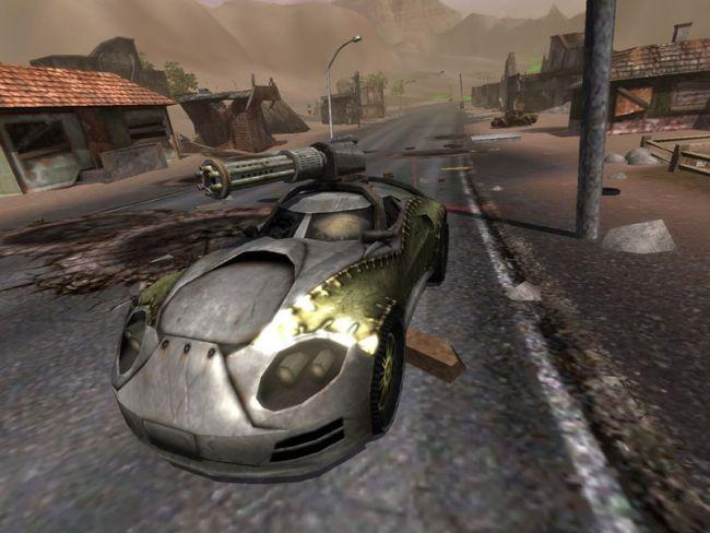 Auto Assault  Archiv - Screenshots - Bild 43