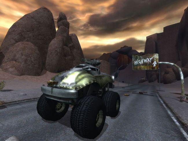 Auto Assault  Archiv - Screenshots - Bild 41