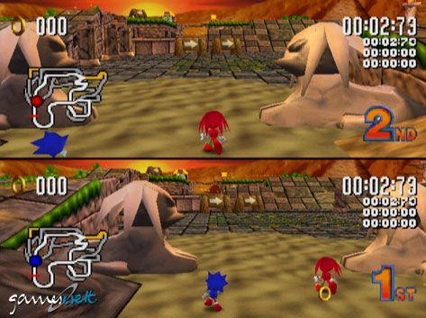 Sonic Gems Collection  Archiv - Screenshots - Bild 4