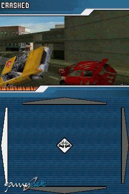 Burnout Legends (DS)  Archiv - Screenshots - Bild 30
