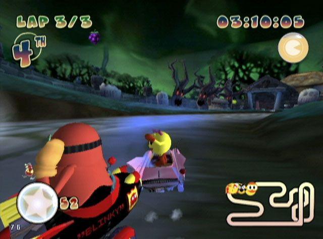 Pac-Man Rally  Archiv - Screenshots - Bild 28