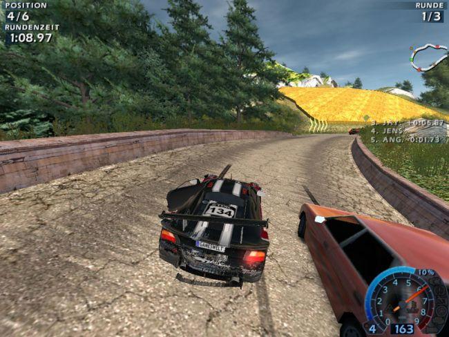 World Racing 2  Archiv - Screenshots - Bild 9