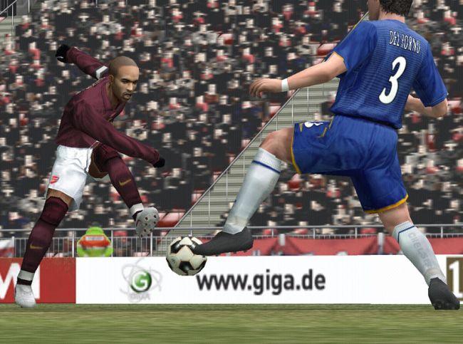 Pro Evolution Soccer 5  Archiv - Screenshots - Bild 15
