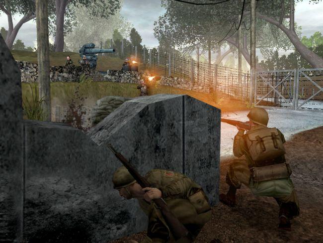Call of Duty 2: Big Red One  Archiv - Screenshots - Bild 14
