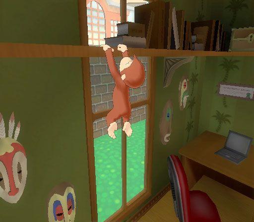Curious George  Archiv - Screenshots - Bild 5