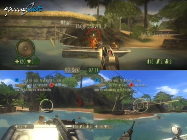 Far Cry Instincts  Archiv - Screenshots - Bild 10