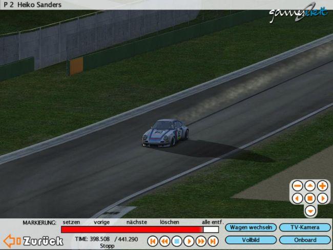 GT Legends  Archiv - Screenshots - Bild 13