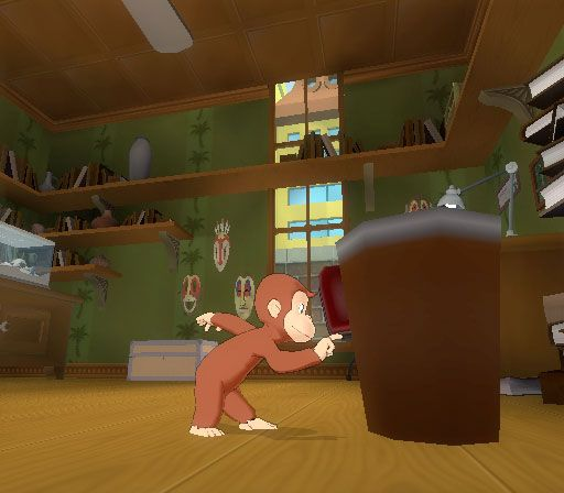 Curious George  Archiv - Screenshots - Bild 3