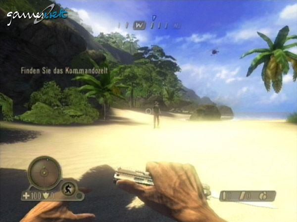 Far Cry Instincts  Archiv - Screenshots - Bild 3