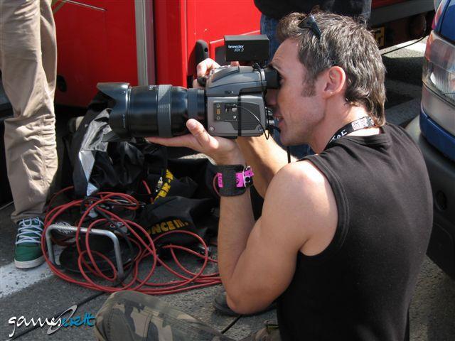 GT Legends - Fotoshooting in Spa Archiv - Screenshots - Bild 4