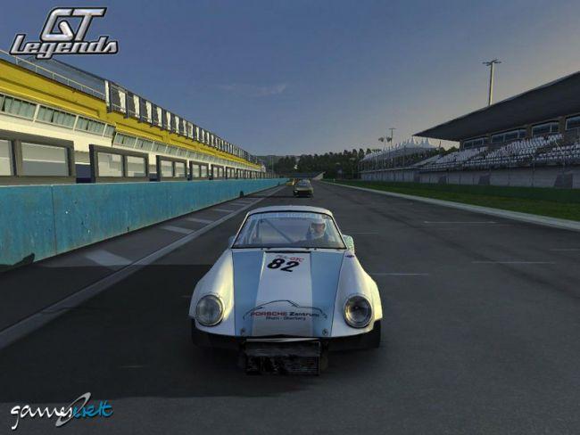 GT Legends  Archiv - Screenshots - Bild 14