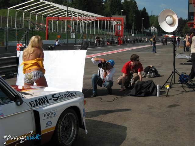 GT Legends - Fotoshooting in Spa Archiv - Screenshots - Bild 6